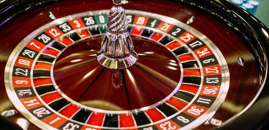 Online virtual roulette